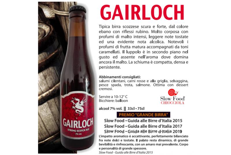 GAIRLOCH - Wee Heavy 75 cl