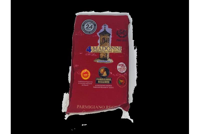 Parmigiano reggiano vacche rosse oltre 24 mesi