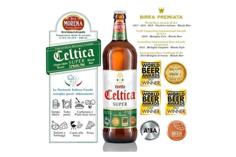 Birra Morena Celtica Super