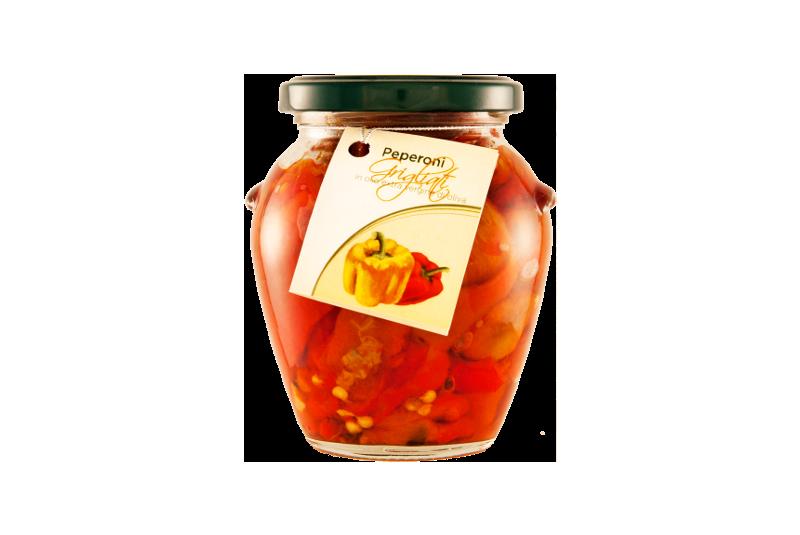 Peperoni Grigliati...